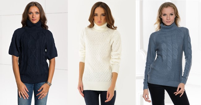 Модные Пуловеры С Доставкой