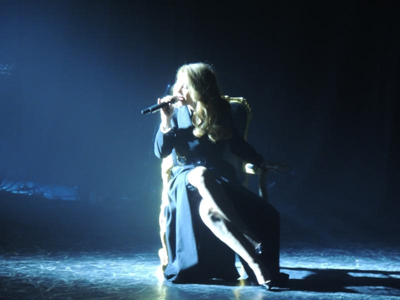 У Рівному відбувся незабутній концерт Тіни Кароль